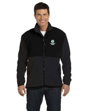 CSU Mens Weatherproof Men's Microfleece Jacket